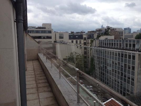 securité balcon