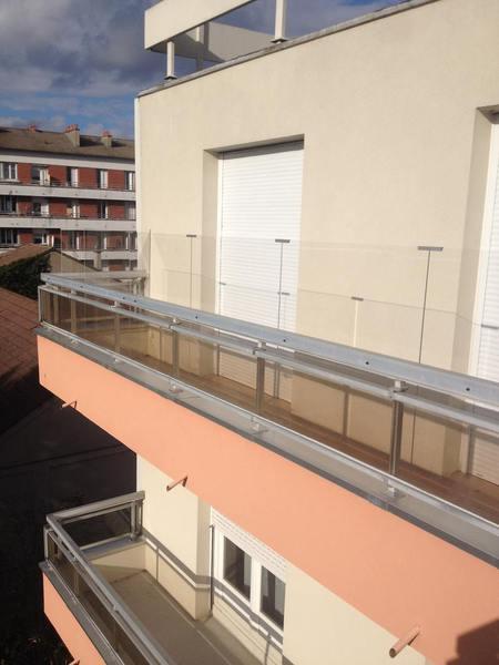 Securite Balcon Garde Corps En Plexiglas Sur Mesure