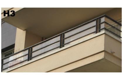 sécurité balcon