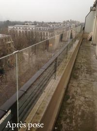 plexi balcon
