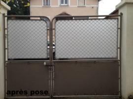 cache vue portail