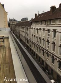pvc balcon